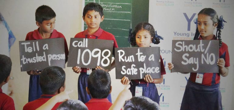 #PlayYourPart – Community Participation to Drive Change for Child Safety